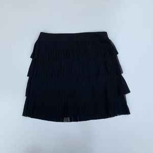 Ted Baker pleated tiered skirt